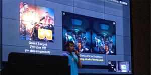 Dead Target VR xuất hiện tại sự kiện lớn, khiến nhiều người nể phục tài làm game của người Việt