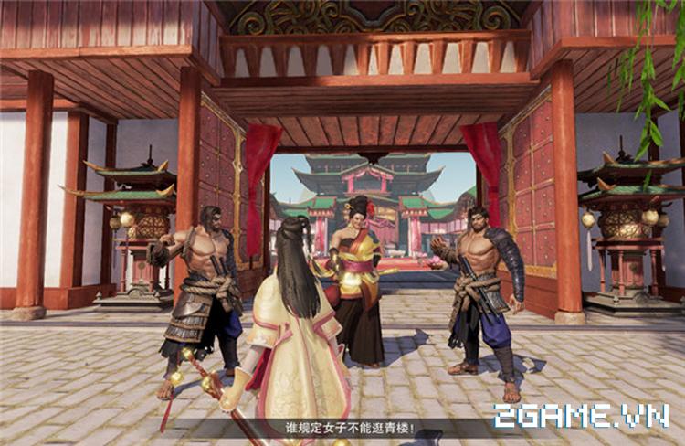 Sở Lưu Hương Mobile – Bom tấn game nhập vai với cốt truyện đạt chuẩn Ngôn tình 0