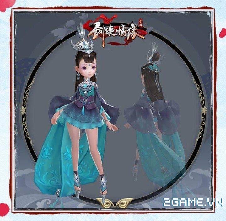 Gặp gỡ cô nàng nữ game thủ cosplay Ngũ Độc phái trong Võ Lâm Truyền Kỳ mobile 0