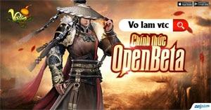 Tặng 222 giftcode Võ Lâm VTC