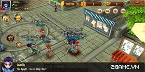 Game thủ Huyền Thoại Võ Lâm nơm nớp sợ bị dis khỏi game vị quá đông người chơi