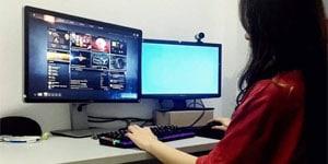 Cô gái xinh đẹp này từ chơi DotA 2 chuyển sang hóng AU Speed vì…