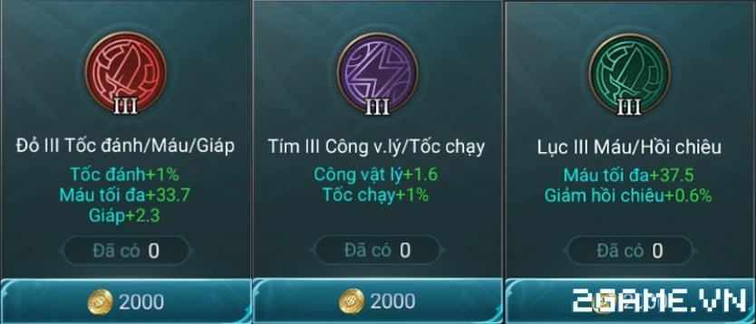 Liên Quân Mobile - Ngọc bổ trợ giúp Ngộ Không 1 combo tiễn đối phương lên bảng đếm số 1