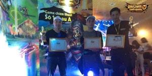 Đại Chiến Tam Quốc chi hàng tỷ đồng triệu hồi game thủ tham gia giải đấu VPL 2017