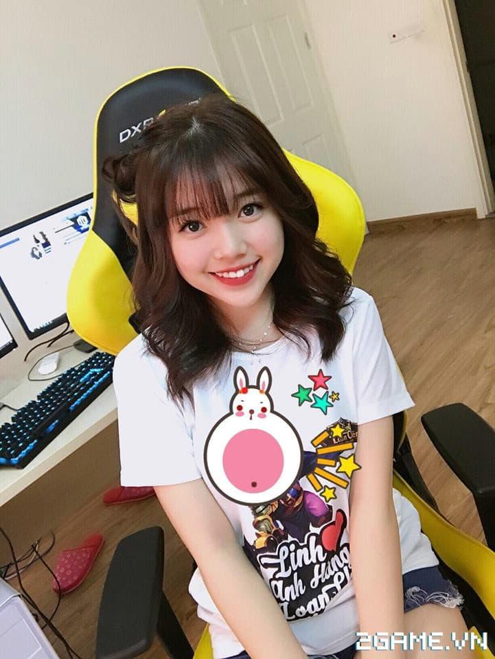 Trò chuyện cùng cô nàng xinh đẹp Đàm Ngọc Linh vừa mê game vừa thích làm việc về game 0