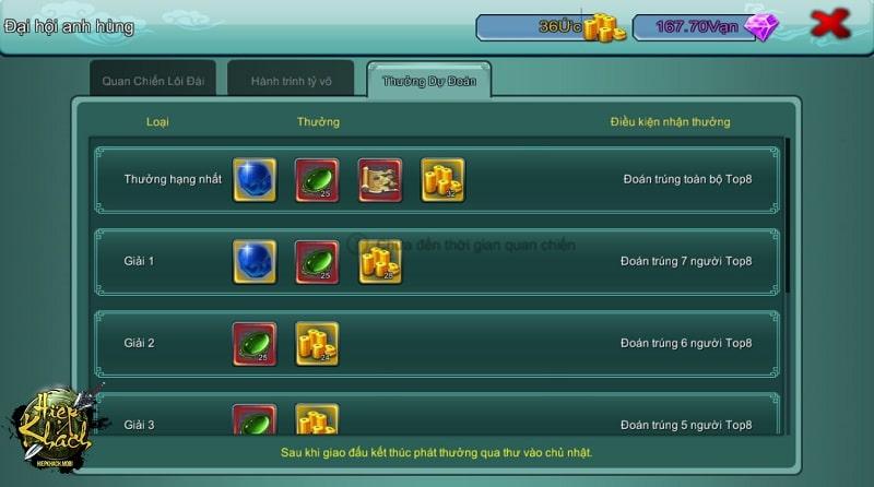 """Hiệp Khách Mobile """"ngầu hết mức"""" với phiên bản update Tình Nghĩa Giang Hồ 0"""