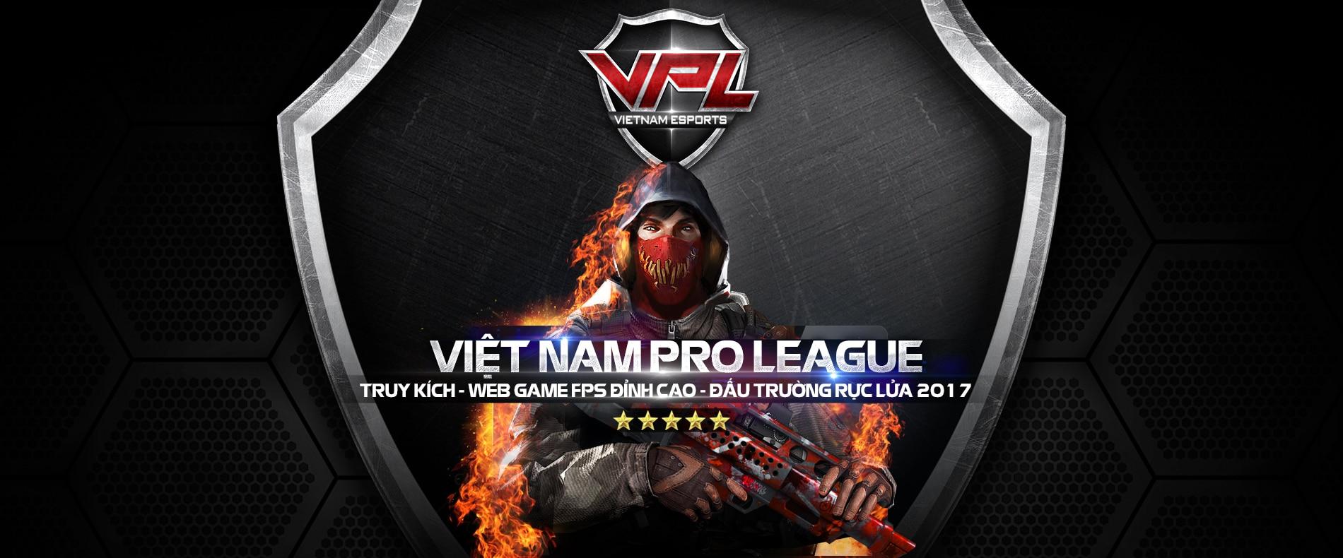 Người người nhà nhà chơi Truy Kích háo nức tham dự giải đấu VPL 2017 0