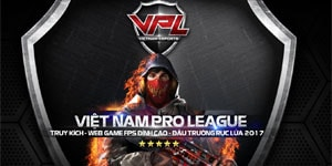 Người người nhà nhà chơi Truy Kích háo nức tham dự giải đấu VPL 2017