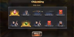 Tặng 400 VIP Code game Crossfire Legends