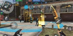 Cận cảnh chế độ chơi cận chiến khốc liệt bậc nhất trong Truy Kích Mobile