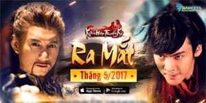 Game nhập vai Kiếm Hiệp Truyền Kỳ cập bến Việt Nam