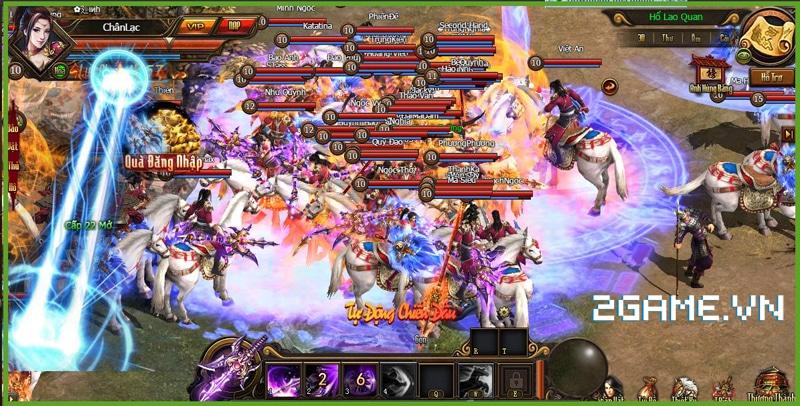 11 game online mới vừa đến tay game thủ Việt trong tháng 5 2
