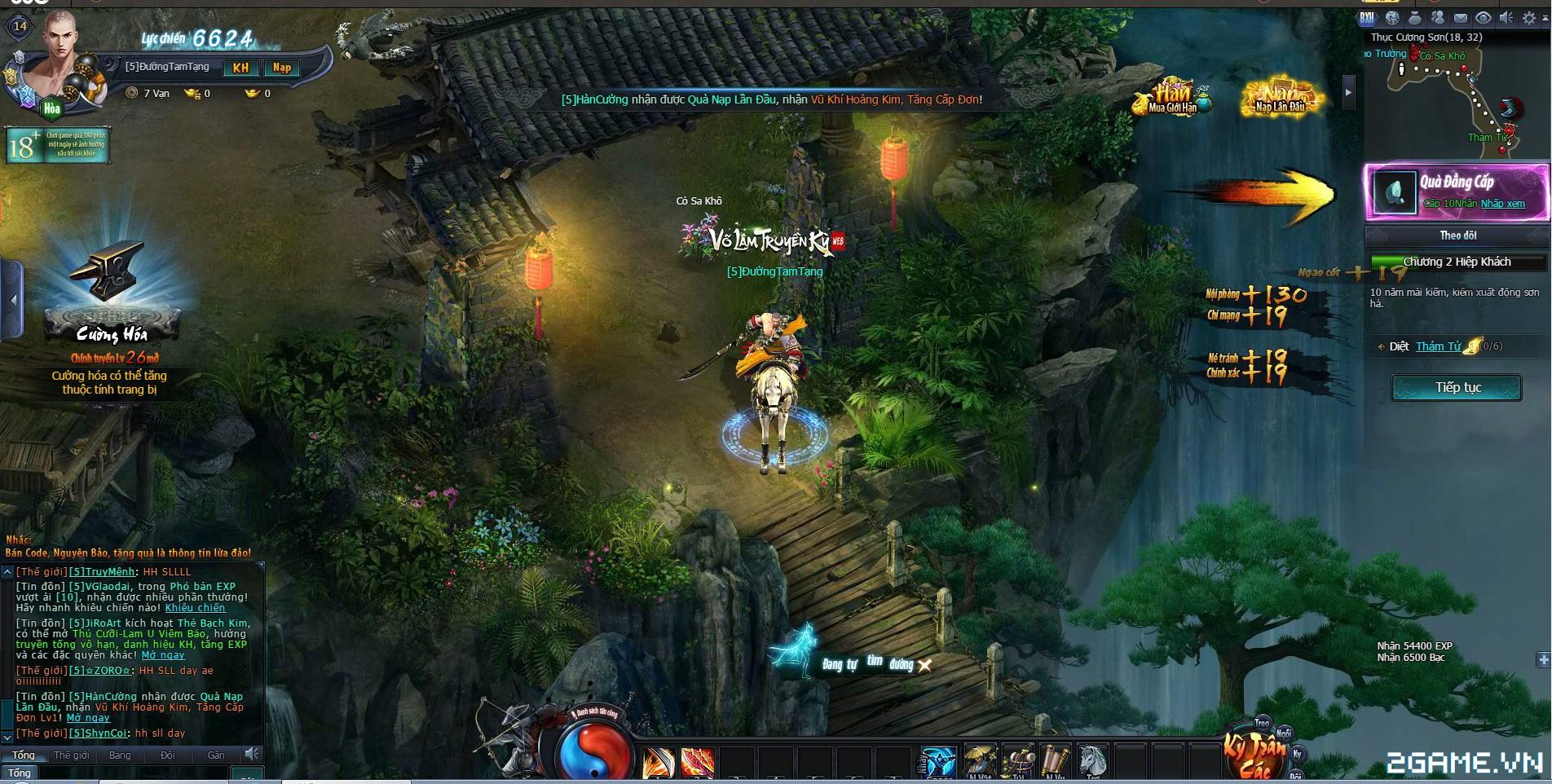 11 game online mới vừa đến tay game thủ Việt trong tháng 5 0
