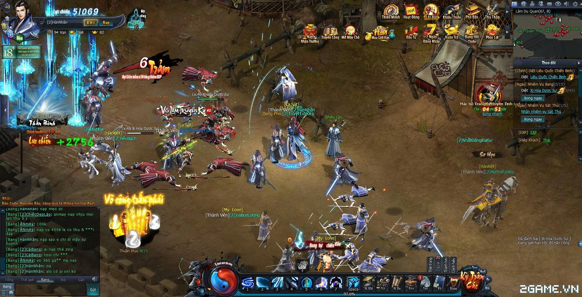 VNG thổi lừa làng game Việt tháng 5 với 3 dự án game mới 1