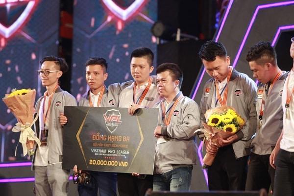 Truy Kích mobile đã tìm được nhà vô địch giải VPL 2017 13