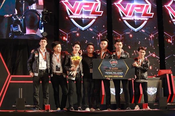Truy Kích mobile đã tìm được nhà vô địch giải VPL 2017 14