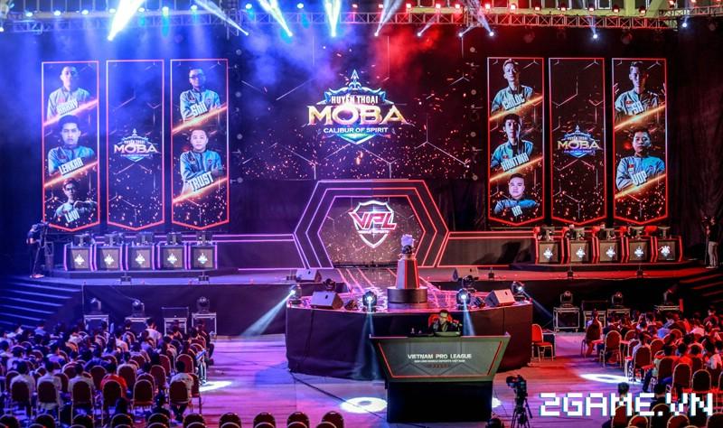 Hơn 3000 game thủ đến xem trận chung kết toàn quốc giải VPL 2017 0