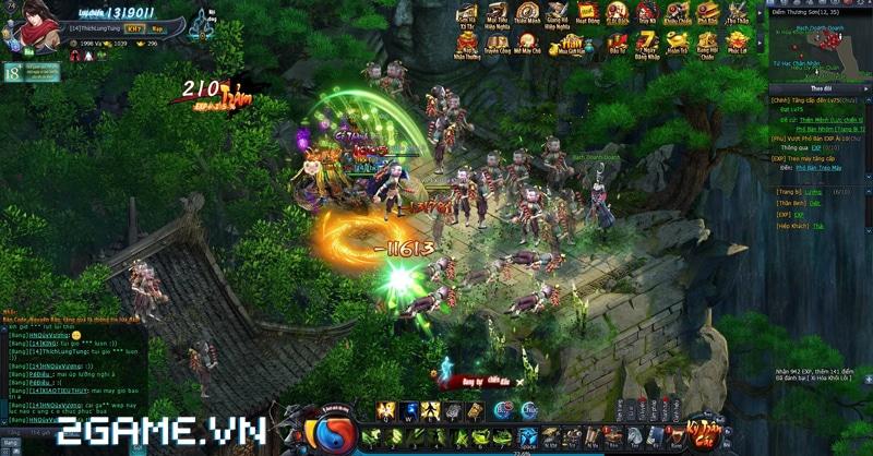 Webgame Võ Lâm Truyền Kỳ và những hoạt động kinh điển đậm vị VLTK xưa 9
