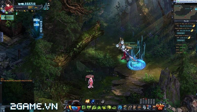 Webgame Võ Lâm Truyền Kỳ và những hoạt động kinh điển đậm vị VLTK xưa 10