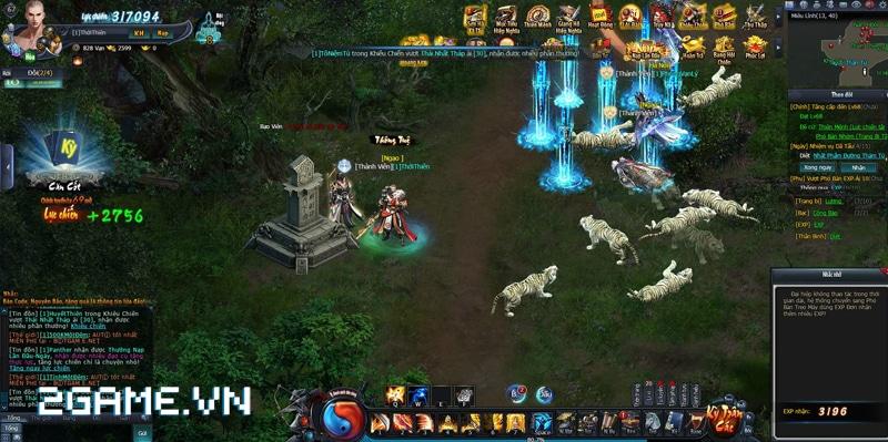 Webgame Võ Lâm Truyền Kỳ và những hoạt động kinh điển đậm vị VLTK xưa 11