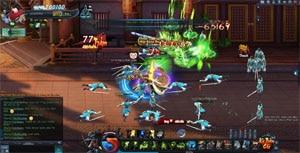 Webgame Võ Lâm Truyền Kỳ VNG cho người chơi thỏa sức xây dựng võ học của riêng mình