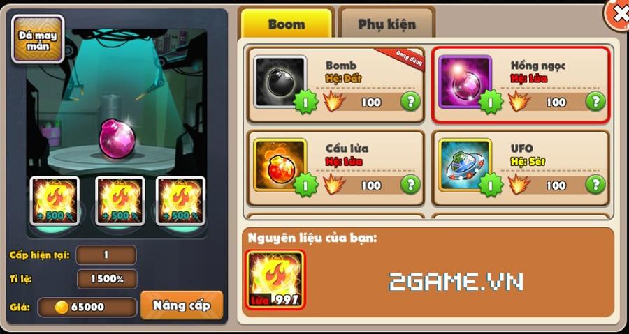 Vì sao gọi Boom Bá Online là game đặt bom thế hệ mới? 4