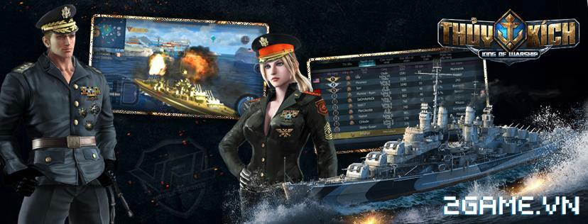 Thủy Chiến 3D mobile: Tựa game được mệnh danh là World of Warships mobile về Việt Nam 0