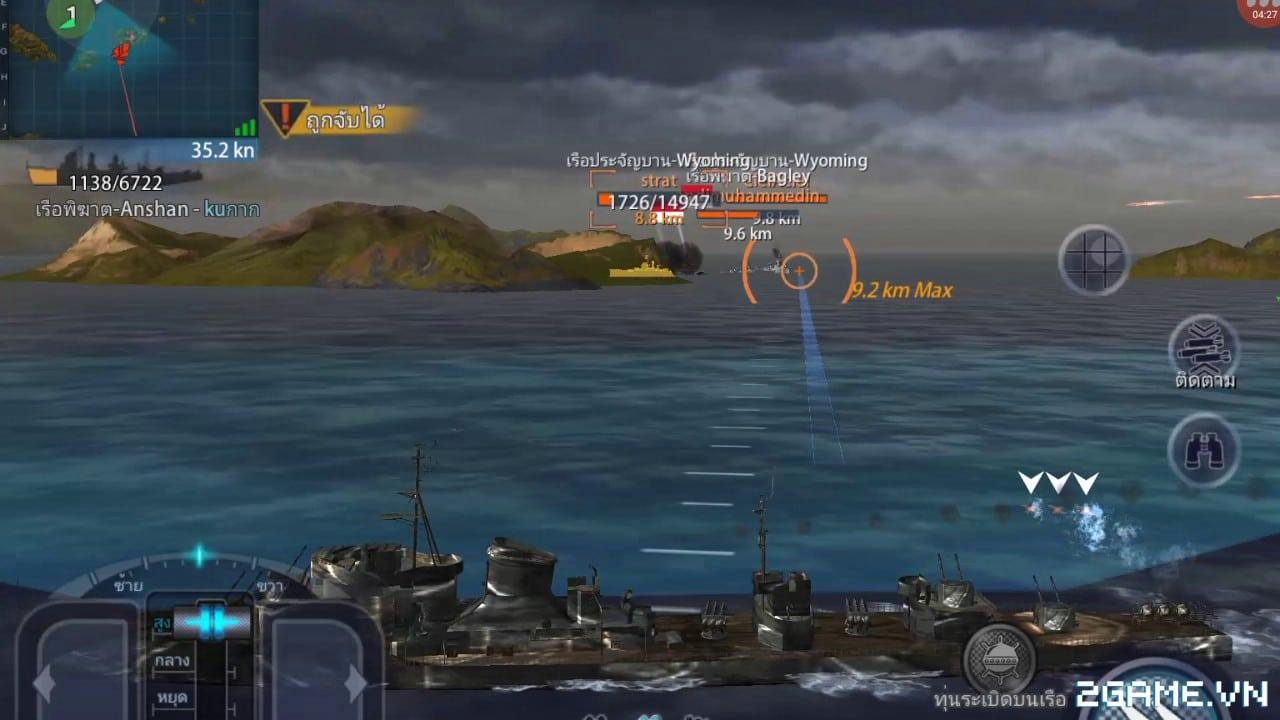 VTC Mobile xác nhận phát hành game mới Thủy Chiến 3D tại Việt Nam 1