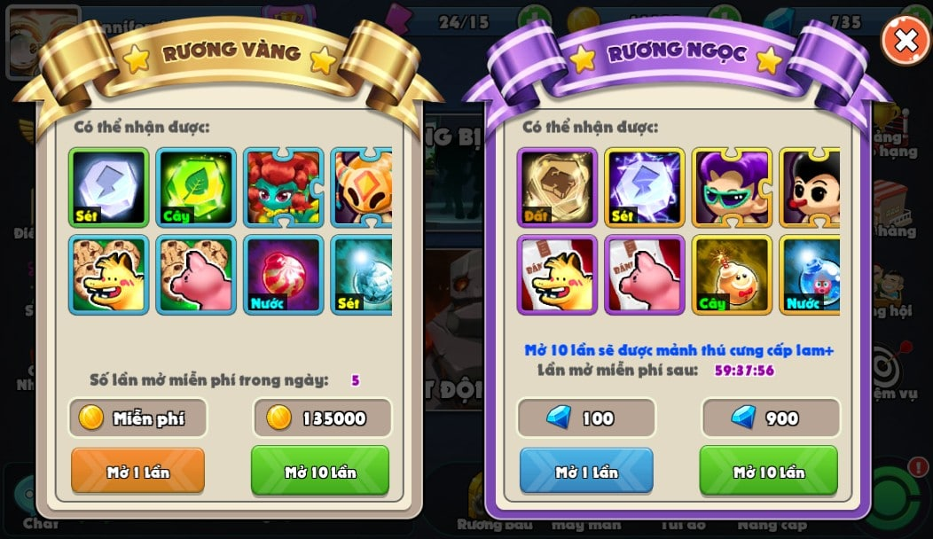 2Game tặng 500 giftcode Boom Bá Online 1