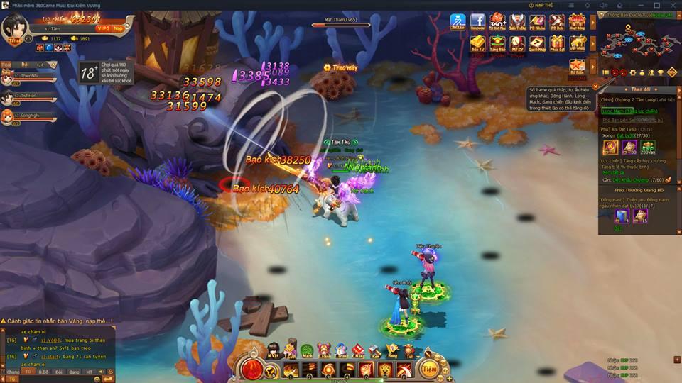 15 game online mới đã và đang chuẩn bị cập bến làng game Việt 7