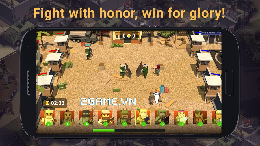 Gunz.io - Chơi Clash Royale theo phong cách mới cực thích thú 0