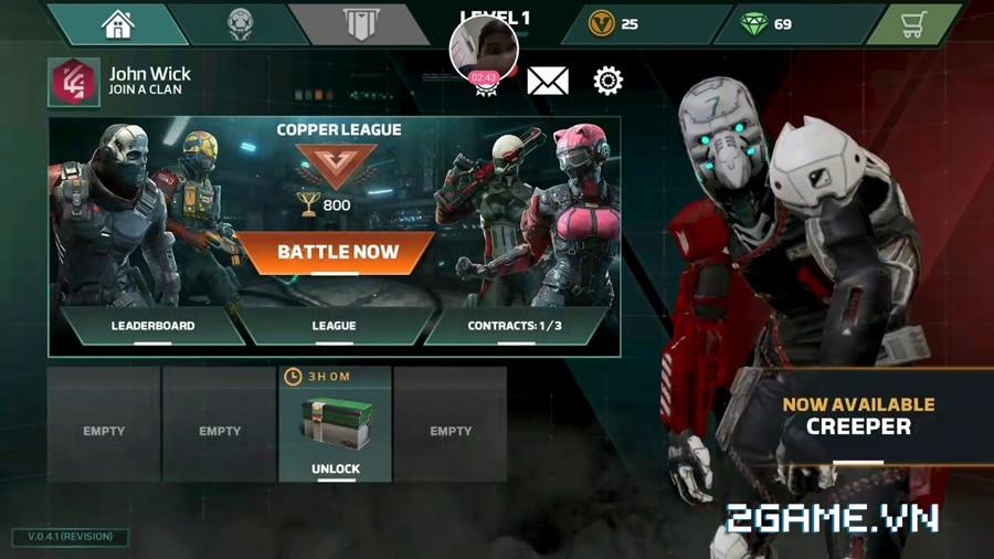 Modern Combat Versus - Game bắn súng xứng danh bom tấn trên di động 1