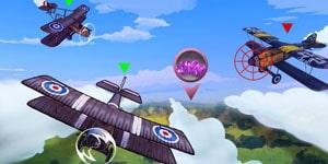 Legends of The Air 2 – Game không chiến nhẹ nhàng và đầy thú vị