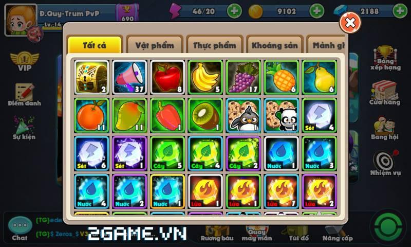 Điểm mặt các tính năng đặc sắc phá cách trong Boom Bá Online 4