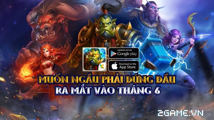 15 game online mới đã và đang chuẩn bị cập bến làng game Việt 8