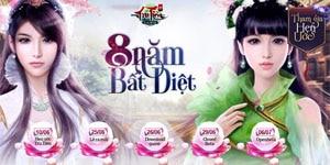 Tru Tiên 3D công bố lộ trình ra game chính thức tại Việt Nam