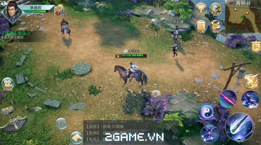 Võ Lâm Truyền Kỳ 2 mobile chắc chắn về Việt Nam 6