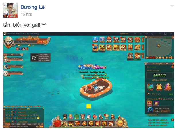 Sau 2 tuần ra mắt, Đại Kiếm Vương đã lấy lòng game thủ như thế nào 4