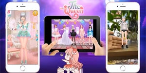 Cận cảnh The Queen – Game mobile thời trang 3D tương tác ảo sắp về Việt Nam