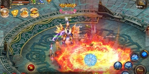 Thông Thiên Mobi sẵn sàng cho người chơi vào Đại Náo Thiên Cung