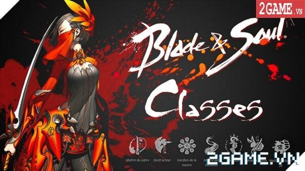 Blade and Soul Việt Nam - Lựa chọn class phù hợp nhất dành cho từng game thủ 0