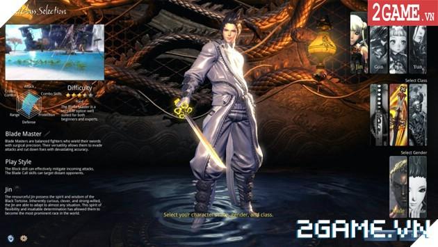 Blade and Soul Việt Nam - Lựa chọn class phù hợp nhất dành cho từng game thủ 1