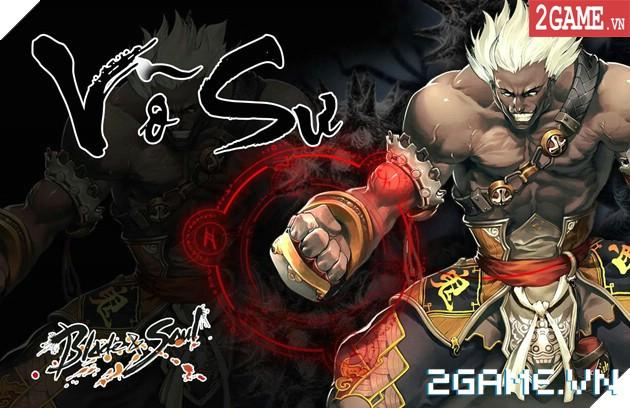 Blade and Soul Việt Nam - Giới thiệu tổng quan class Kungfu Master: Võ Sư 0