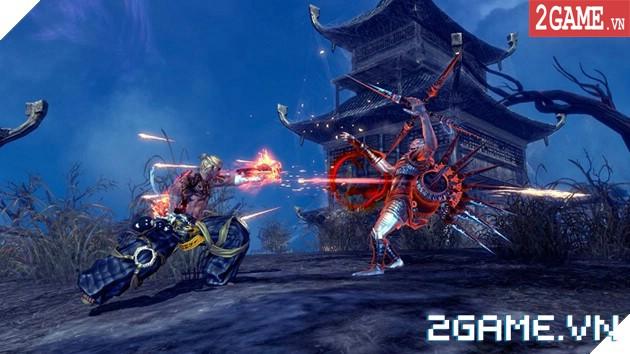 Blade and Soul Việt Nam - Giới thiệu tổng quan class Kungfu Master: Võ Sư 1