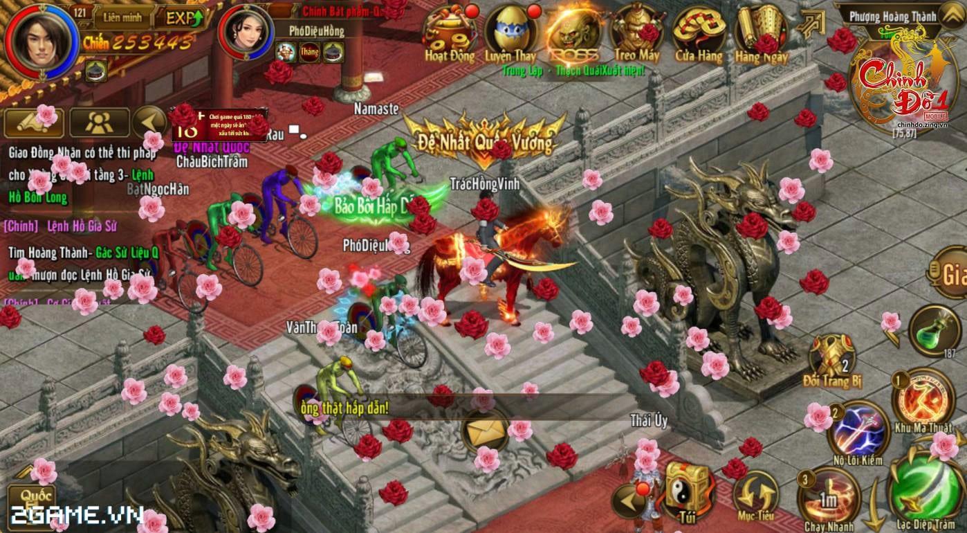 Bạn đã sẵn sàng quay lại tuổi thanh xuân cùng game Chinh Đồ 1 Mobile chưa? 1