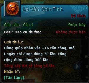 Webgame Võ Lâm Truyền Kỳ VNG: Mỗi ngày một buổi ăn sáng, siêng cày vẫn lên 2 triệu lực chiến như thường 4