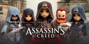Assassin's Creed Rebellion – Phiên bản chibi độc đáo của seri game nhập vai hành động lừng danh Assassin's Creed