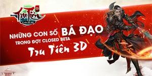 Tru Tiên 3D đạt mốc 80,000 người chơi sau 5 ngày ra mắt