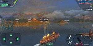 Chởi thủ Thủy Chiến 3D – Game mobile chủ đề chiến hạm rực lửa cho phép game thủ thỏa sức bắn phá