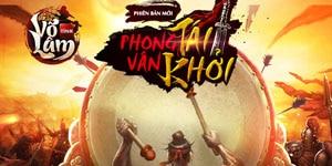 Tặng 200 giftcode Tình Võ Lâm mừng phiên bản Phong Vân Tái Khởi
